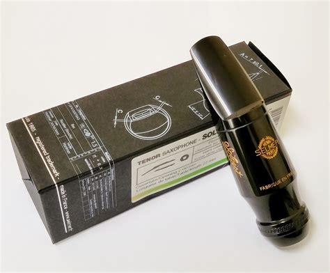 tenor sax mouthpiece soloist tenor sax mouthpiece by selmer proshop