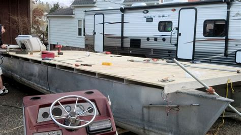 pontoon boat flooring diy how to replace your pontoon s floor