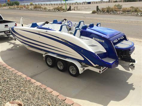 custom boats 265 silver bullet deck photos caliber 1 custom boats