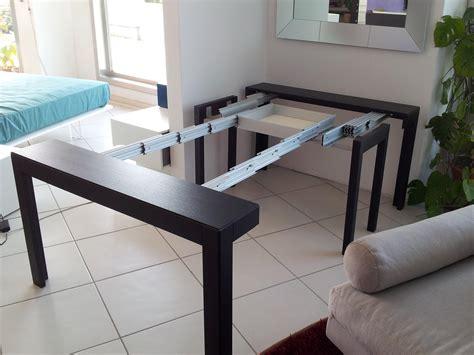 tavolo consolle apribile tavolo consolle allungabile bauline scontato 51