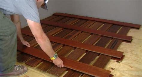acclimate hardwood flooring how to acclimate bamboo flooring gurus floor