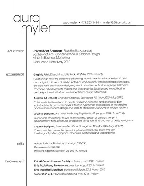 Resume Exle Layout Resumes Layout Free Excel Templates