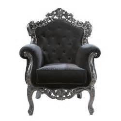 velvet button armchair in black barocco maisons du monde
