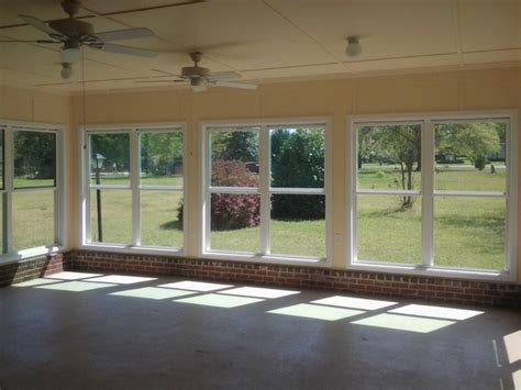 converting a sunroom into a bedroom porch conversion to sunroom
