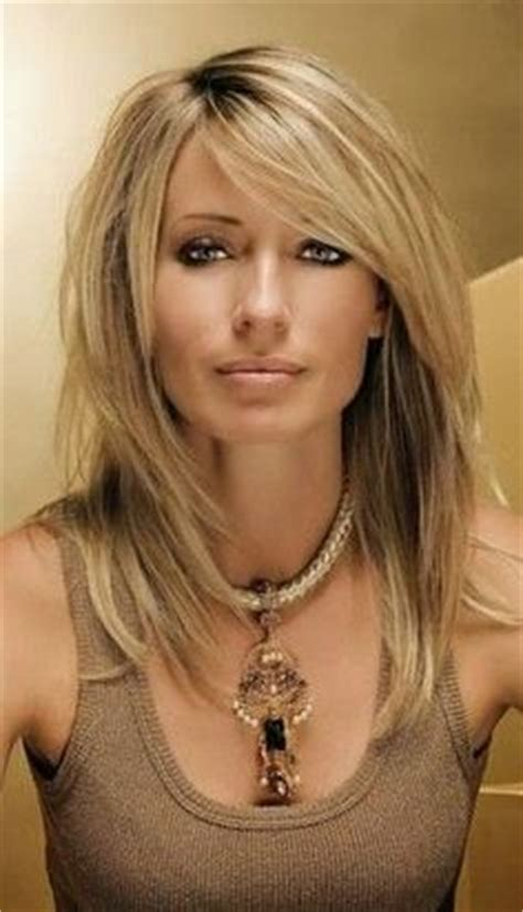 medium lenght layered haircuts for women over 55 just got this hair cut love it hairstyles to try
