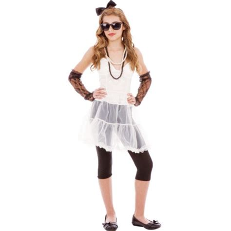 80s rock star costume girls teen girls 80 s rock star costume the muppets party