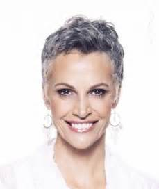 salt and pepper hair for 50 photos of short haircuts for older women short
