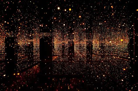 the infinity room nyc 草間彌生 quot infinity mirrored room the souls of millions of light years away 紐約展覽 a day magazine