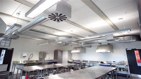 Technical Room by Albany High School Food Tech Room Akld Study Asona