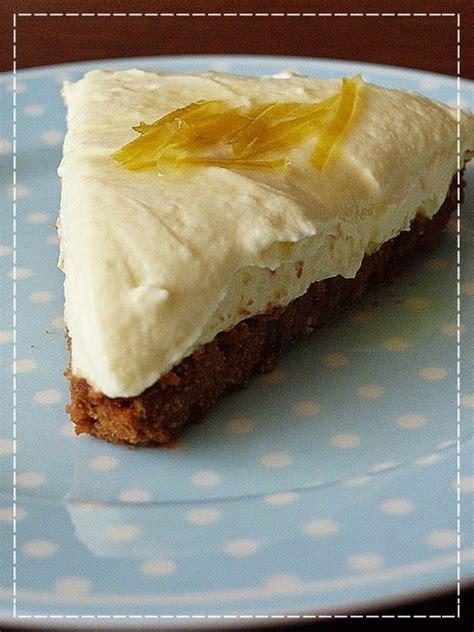 kouzlo m 233 ho domova citronov 253 dort s mascarpone mascarpone al limone my cooking and