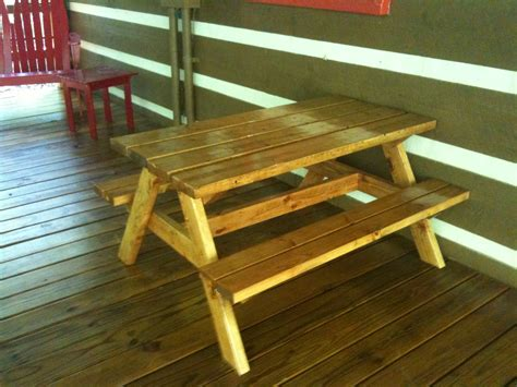 children s bench plans build wooden diy childrens picnic table plans plans