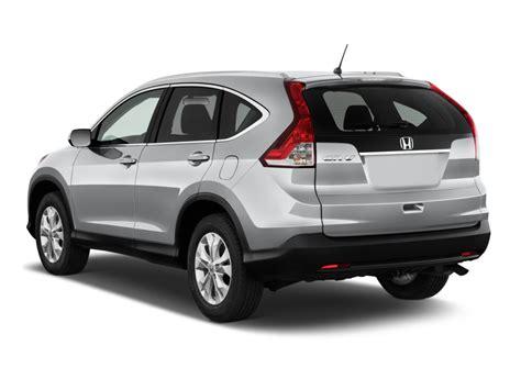 2013 Honda Cr V Ex L Image 2013 Honda Cr V 2wd 5dr Ex L W Navi Angular Rear