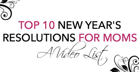 top 10 new year s resolutions for let me start by saying