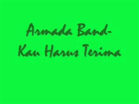 download mp3 armada band jawab armada band kau harus terima youtube