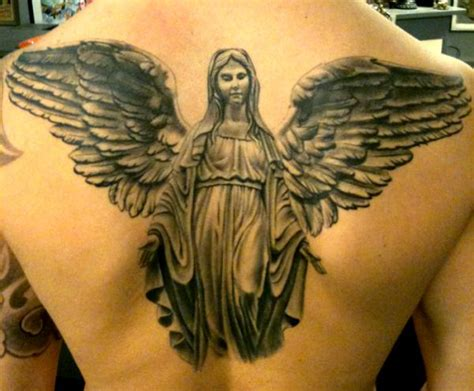 angel tattoos designs and ideas 2014 for men 0016 life
