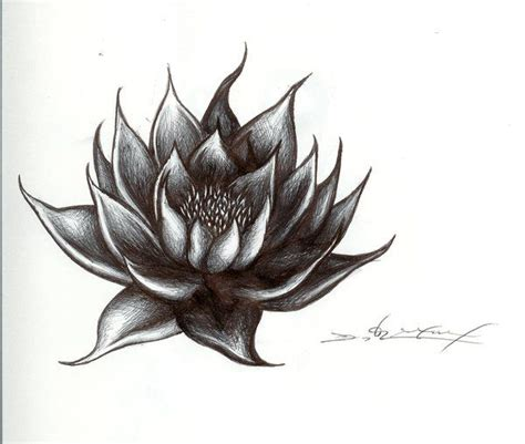 small water lily tattoo water water ink ideas