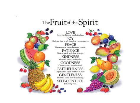 7 fruits of the holy spirit saints4jesus