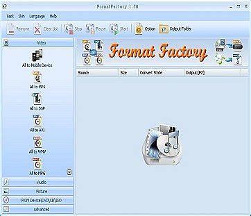 format factory exe indir format factory inddir com