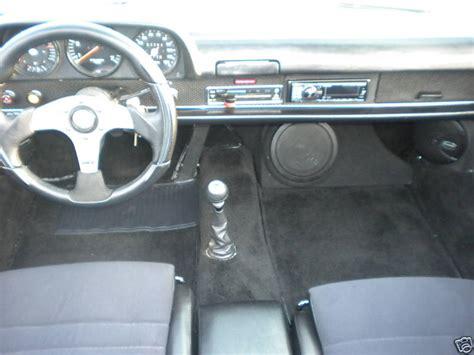 Porsche 914 Interior by 1974 Porsche 914 Interior German Cars For Sale
