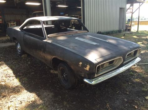 Is Dodge Part Of Chrysler by 1967 Plymouth Barracuda Parts Or Drag Car Mopar A