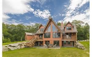 Chalet Home Plans Vt Killington Cabin Modular Home Manufacturer Ritz Craft