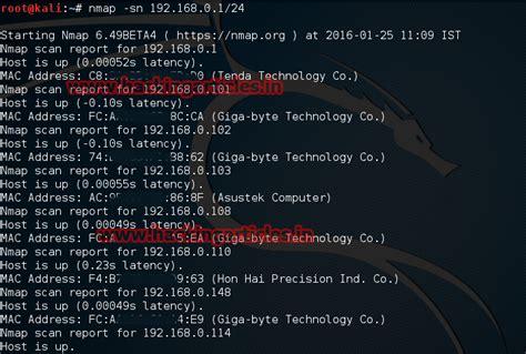 nmap tutorial for beginners network scanning using nmap beginner guide