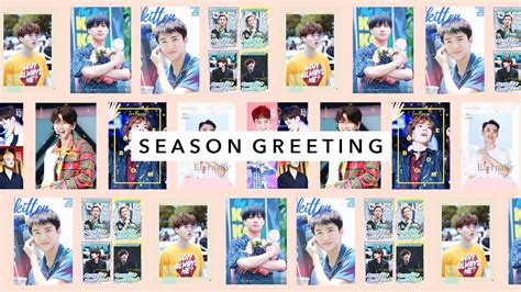 exo season greeting 2018 exo 2018 seasons greeting グリーティング 韓国版 韓国再発見