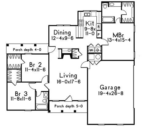 webster sunbelt ranch home plan 021d 0010 house plans