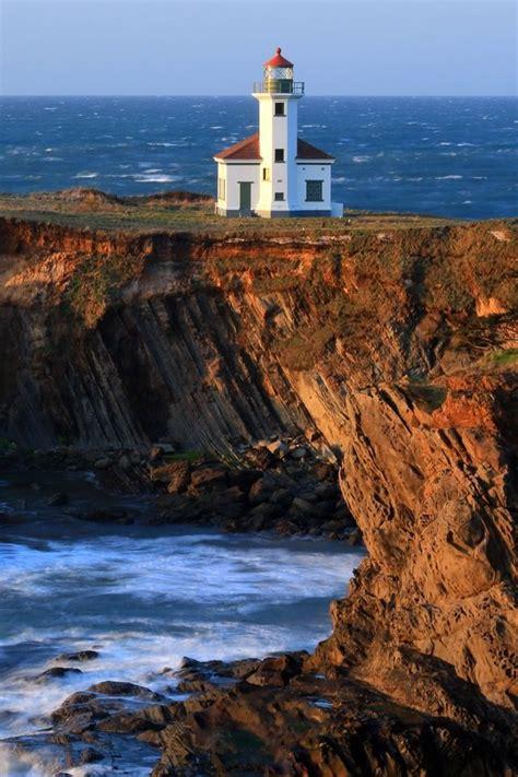 coos bay lights cape arago lighthouse coos bay oregon lighthouses