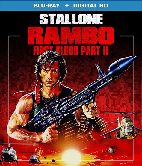film hd rambo 2 rambo first blood part ii dvd release date