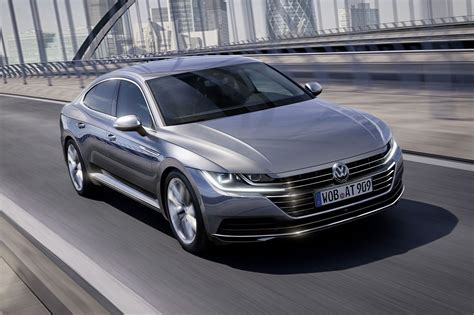 Vw Arteon Revealed In Full 2017 S Passat Cc By Car Magazine