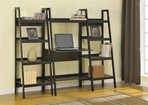black bookcase feel the home