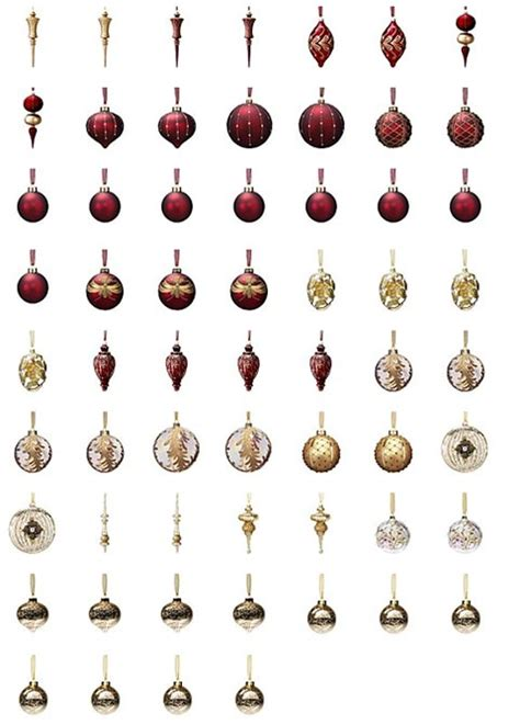 portofino christmas ornaments decoration mercury glass eki riandra