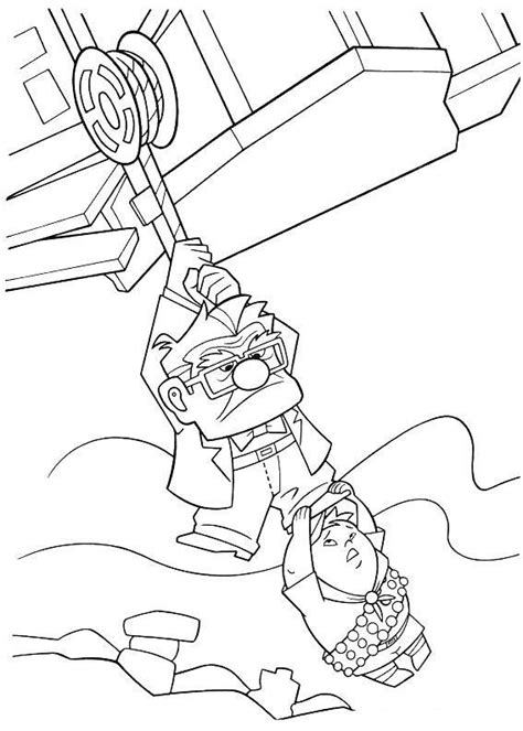 coloring pages disney movies pixar up coloring www pixshark com images galleries