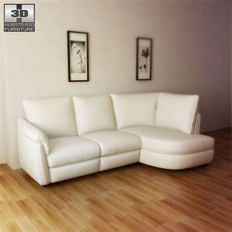 ikea couch sofa ikea alvros sofa 3d model humster3d