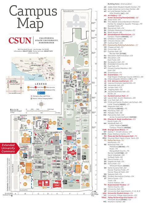 Csun Financial Aid Office by Contact Us Gt Visit Tseng College Cal State Northridge Csun