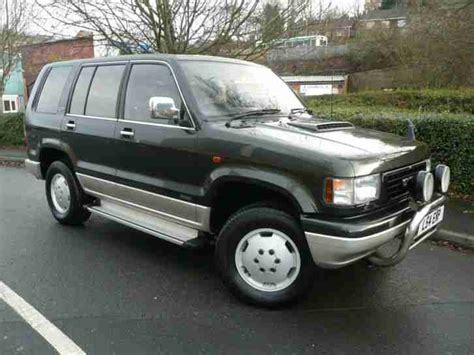auto air conditioning service 1999 isuzu trooper interior lighting isuzu trooper 3 1d big horn auto 7 seater car for sale