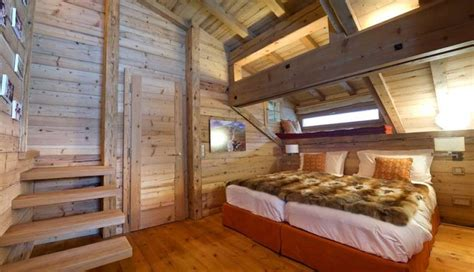 da letto soppalcata foto come arredare una casa in montagna foto design mag