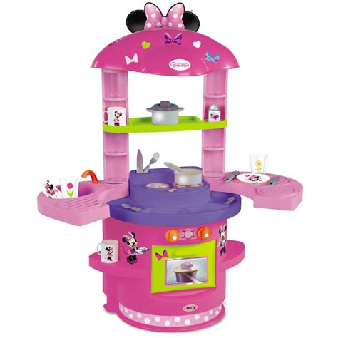 cucina minnie cucina minnie mouse giocattolo bambine con 16 accessori 43