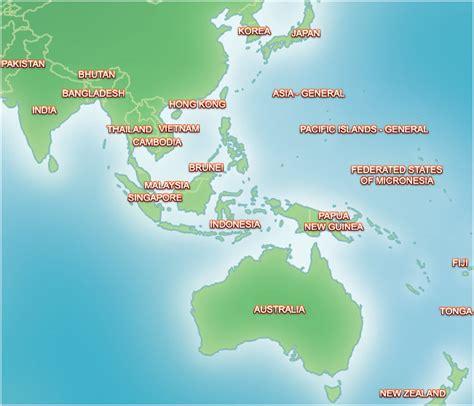 asia and australia map asia australia map quotes