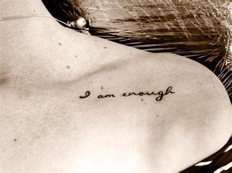 small quote tattoos on ribs 37 incredibly discreet and beautiful feminist tattoos