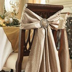 Nature Cappucino Dress By Lnd chair covers and table cloth ideas on wedding