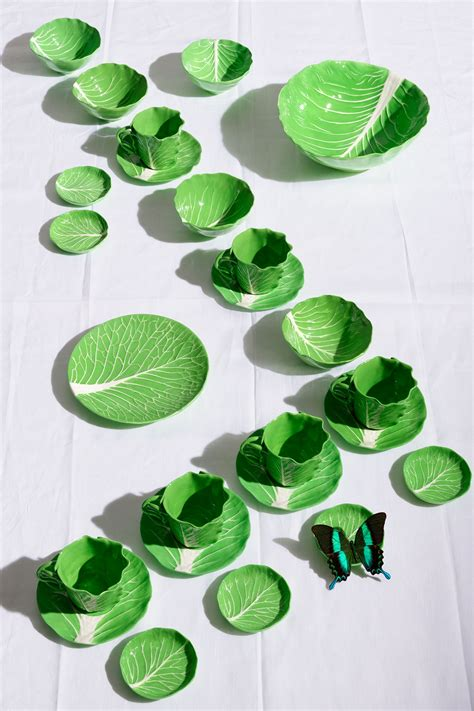 tory burch dinnerware tory burch dodie thayer lettuce plates