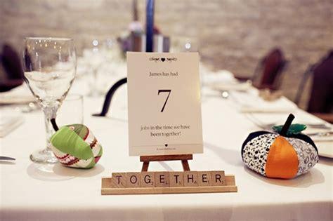 50 Wedding Table Name Ideas   Whimsical Wonderland Weddings