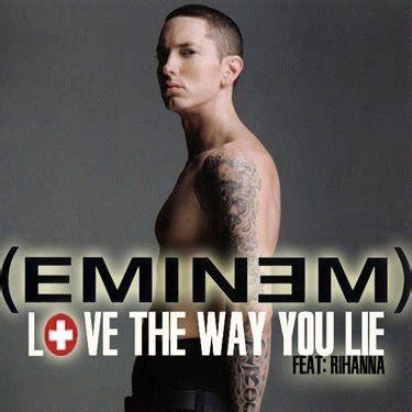 testo the way you lie eminem il di quot the way you lie quot ft rihanna