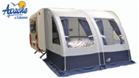 apache awnings caravan awnings motorhome annexes black country awnings