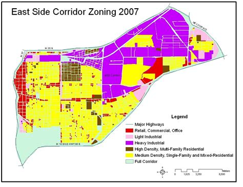 texas zoning map city of san antonio zoning map