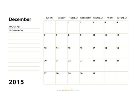 blank december 2015 calendar download december 2015 calendar blank printable calendar template
