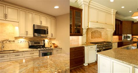 these kitchen color schemes would surprise you midcityeast 5 gorgeous pairs for antique white cabinets midcityeast