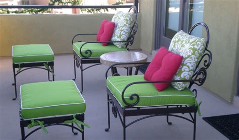 Patio Cushions Scottsdale Get Custom Designed Resort Style Patio Furniture In Just